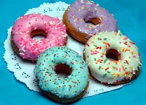colorful donuts donut an unrepeatable print advertising success