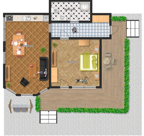 House Plans 1 Floor Floor Plans House Plans And 3d Plans With Floor Styler