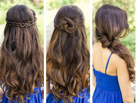 simple quick hairstyles for girls easy hairstyles for girls