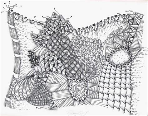 how to draw a zendoodle how to draw zendoodle