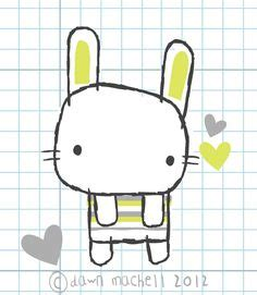 doodle creatures how to create rabbit 1000 images about clarisse on bunnies rabbit