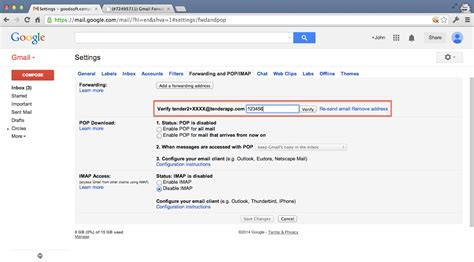 how to setup forwarding setting up forwarding in gmail email integration
