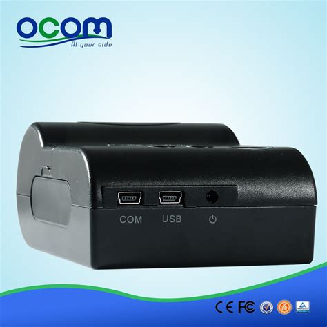 Portable Printer Bluetooth Android 2 inches battery powered portable android bluetooth printer
