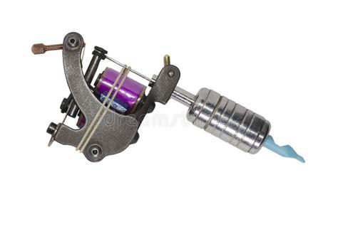 tattoo machine photography tattoo machine stock photo image of bracket spring