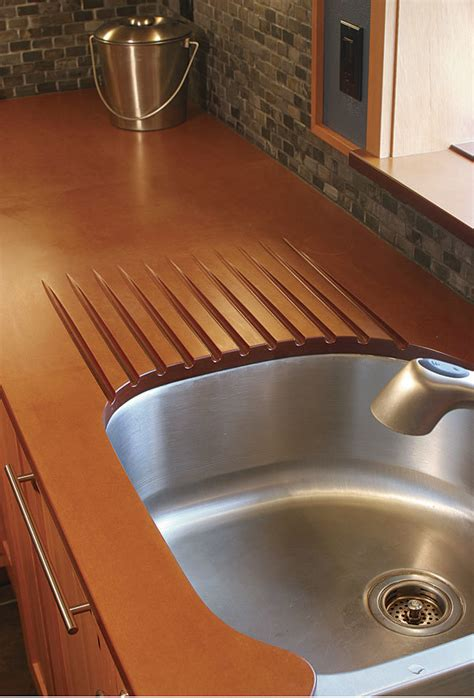 Composite Countertops by Composite Countertops Homebuilding