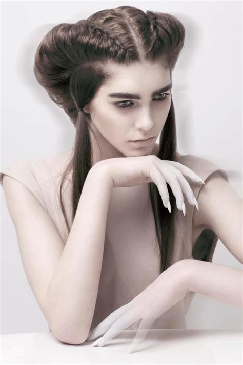 hair cut styles like the aline best 25 fantasy hairstyles ideas on pinterest fantasy