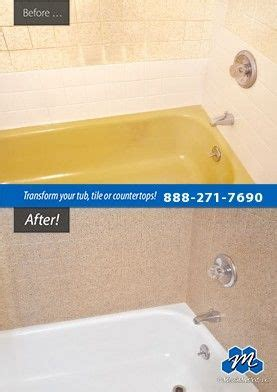 Aquafinish Bathtub by 1000 Ideas About Bathtub Refinishing On
