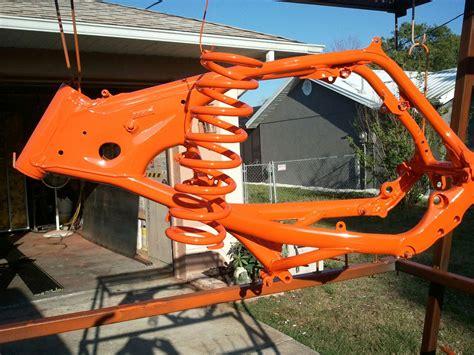 Ktm Orange Paint Ktm Orange All Powder Paints 174