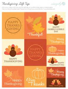 thanksgiving gift tags 6 best images of printable thanksgiving tags free