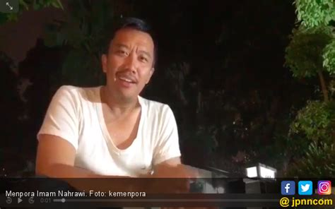 via vallen and i hope you menpora modifikasi lagu via vallen ini respon sang