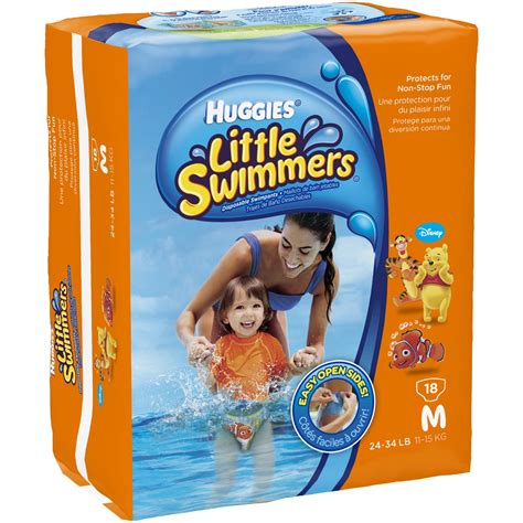 huggies swimmers diapers