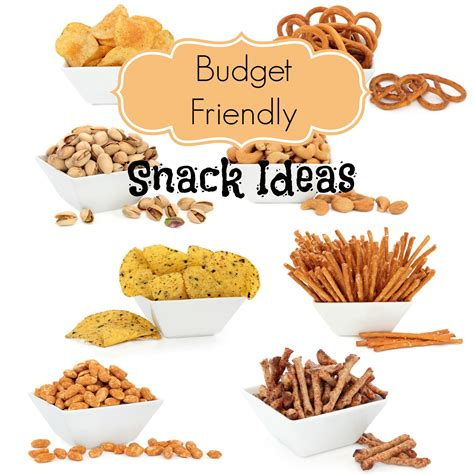 my family table snack ideas on a budget around my family table