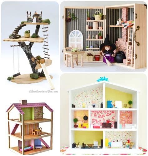 How to make doll furniture design in miniature modern dollhouse furniture ideas versatile and