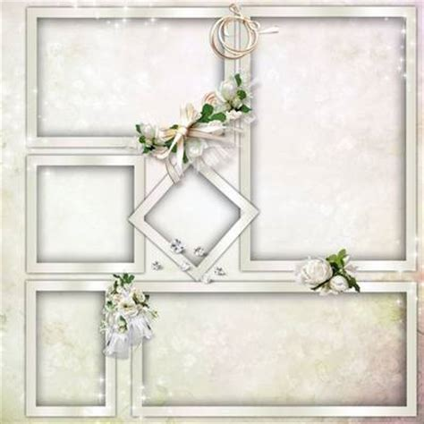 Wedding Background Frame Psd by Photo Frames Collage Psd Templates Psd Rachael Edwards