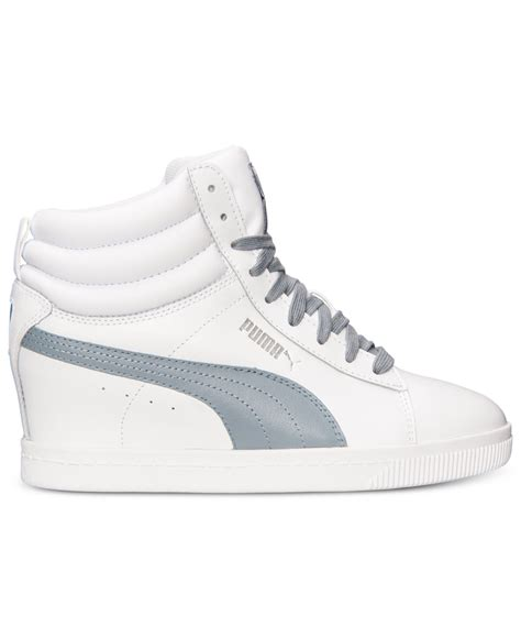 Sneaker N05 Line Cc s classic wedge casual sneakers from finish line in white lyst