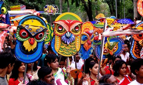 new year celebration culture pohela boishakh bengali new year promote
