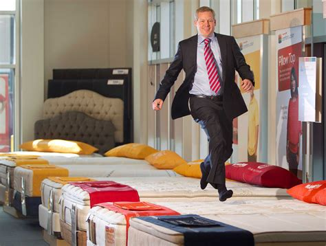 cinema 21 head office mattress firm not content to rest after climb to no 1