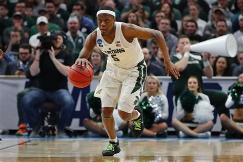 msu basketball   surprised winston wasnt named captain   colors