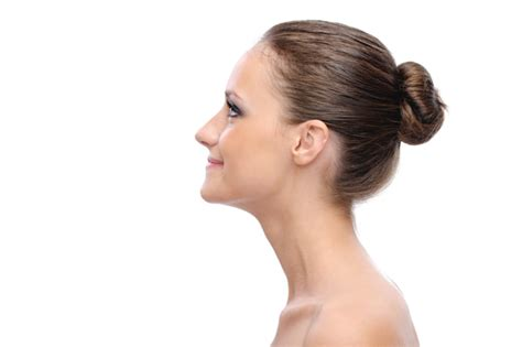 side profile of hairstyles the hairstyles haircuts hair bun 2012 hairstyles