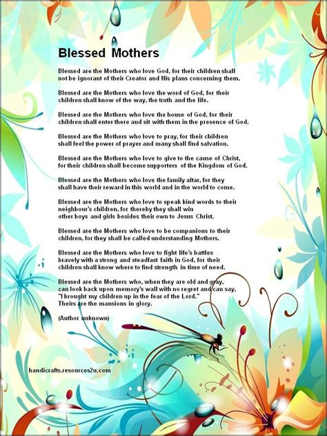 Zulu Poems For Mothers Day Christian Mothers Day Clipart Clipground