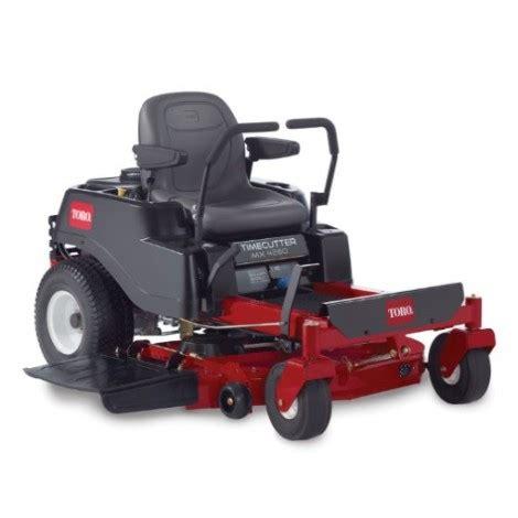 "toro timecutter mx4260 42"" zero turn lawn mower 74640"