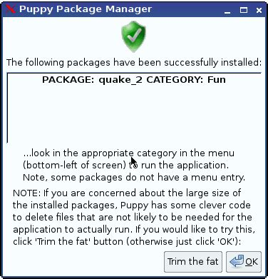 review of precise puppy: puppy linux with ubuntu favor