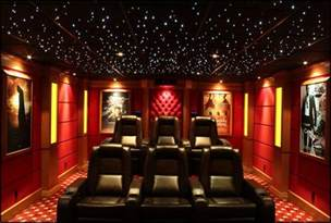 Home Theater Decorations Cheap home cinema decor movie theater decor home theater curtains