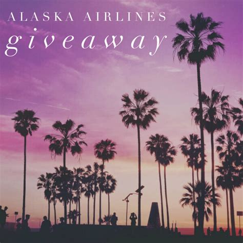 Alaska Airlines Gift Cards - 200 dollar alaska airlines gift card giveaway beautiful touches