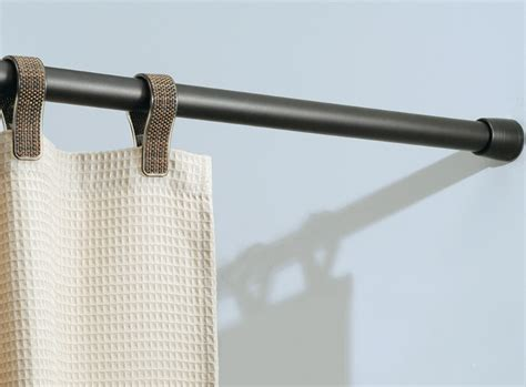 curtain spring rods spring tension curtain rods bronze home design ideas