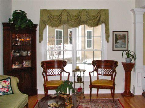 Traditional Living Room Valances Valances Top Treatments Traditional Living Room