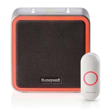 Honeywell Series 9 Rdwl917ax Wireless Doorbell With Strobe