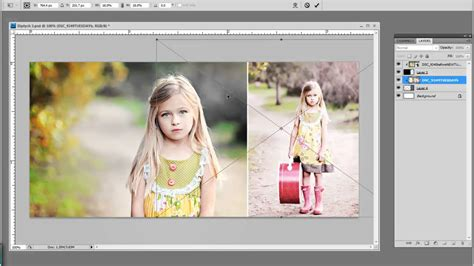 tutorial photoshop cs3 collage florabella collage templates tutorial photoshop youtube