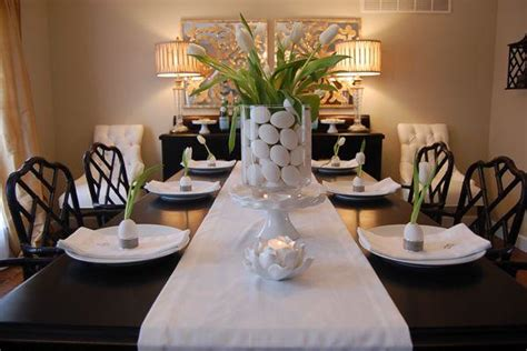 Dining Room Table Arrangements Ideas Centerpiece For My Home Design Journey
