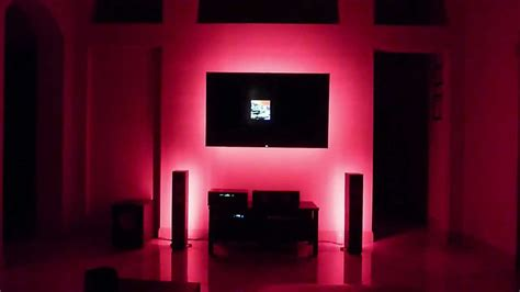 led lights for tv led lighting tv s speakers and cabinets
