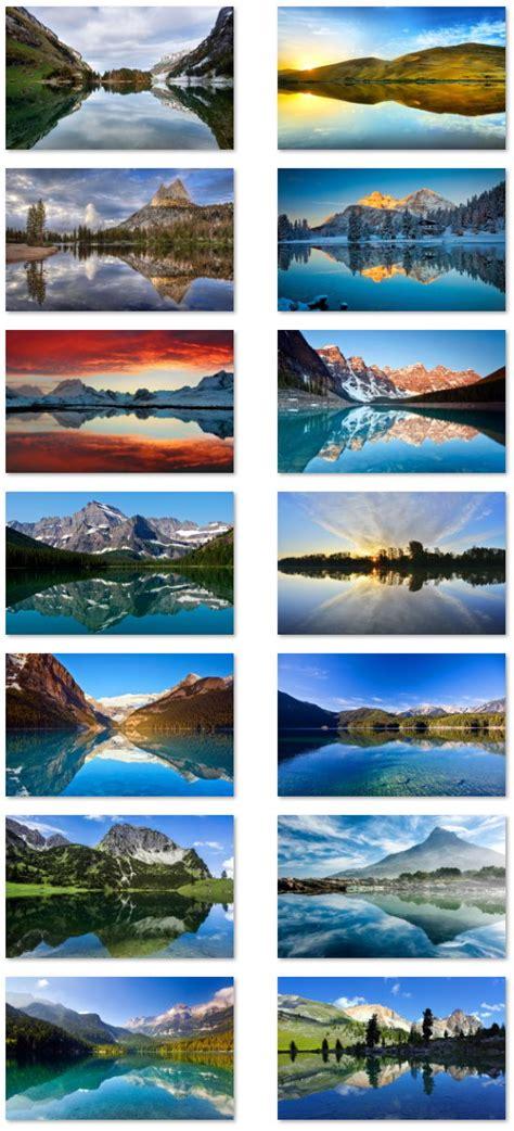 desktop themes reflections desktop fun reflections theme for windows 171 pureinfotech