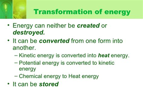 In The Heat Of The Essay by Energy