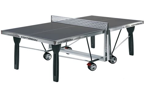 outside ping pong table cornilleau pro 540 outdoor ping pong table