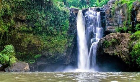 bali gay bali waterfalls  canyon