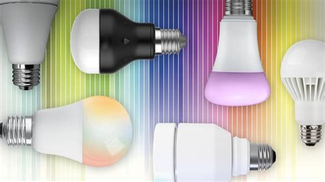 smart led light bulbs best smart light bulbs color