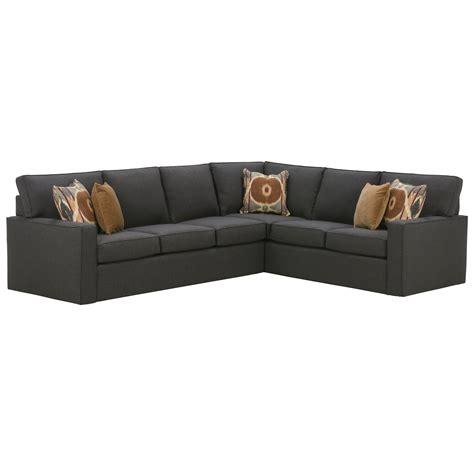 rowe monaco corner sectional sofa baers furniture sectional sofas