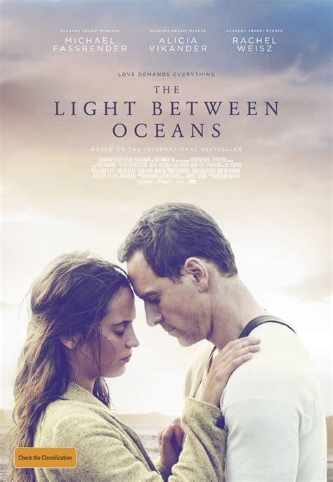 A Light Between Oceans by Review The Light Between Oceans The Reel Bits