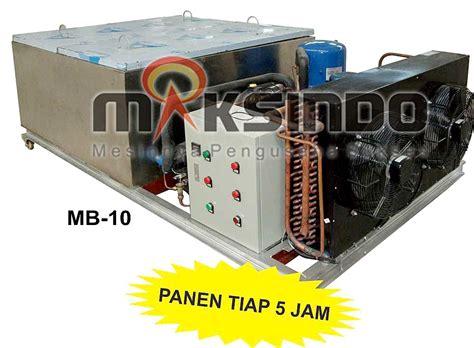 Mesin Maksindo mesin pembuat es balok block machine toko mesin maksindo toko mesin maksindo