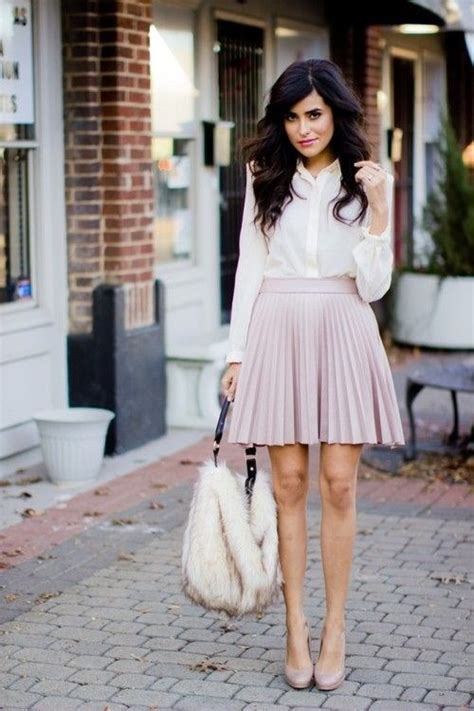 Mini Dress Sweater Chic Like Midi Korean Style the pleated skirt is a changer this
