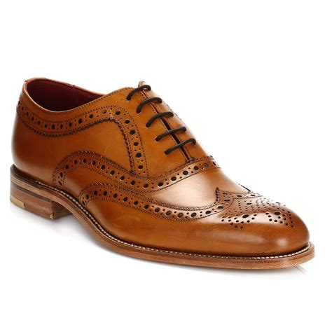 Formal Brown Shoes loake mens formal shoes leather smarts lace up dress