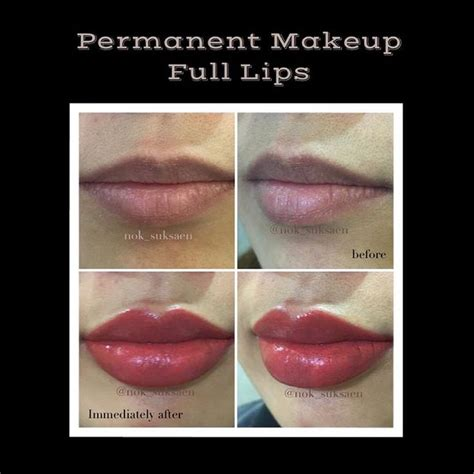 lip liner tattoo pain 17 best images about maquillage permanent on pinterest