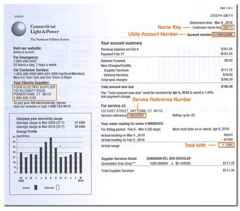 how to read an electric gas bill make the switch usa