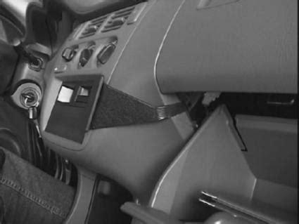 Cover Frame Unit Karbon Honda Hrv brodit honda hr v proclip car bracket mount