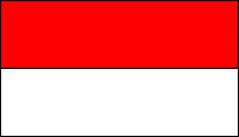 bendera indonesia negara gambar vektor gratis  pixabay