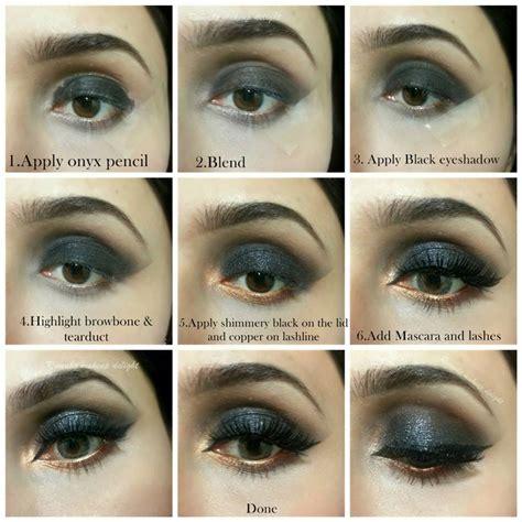 eyeliner tutorial round eyes black smokey eyes makeup tips tutorial 2015 india pakistan