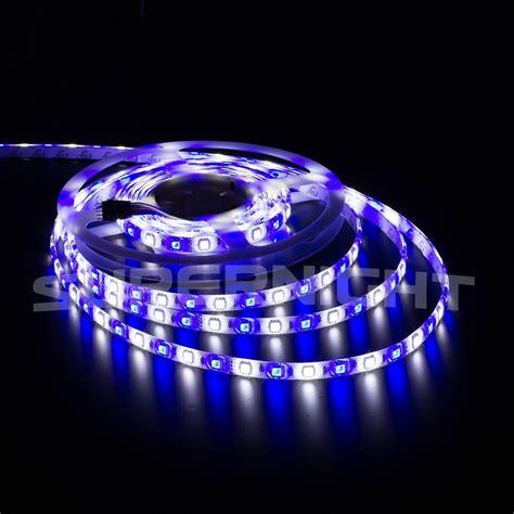 Color Changing Led Light Strips Supernight 16 4ft Rgbw Color Changing Led Light Kit With 5050 300leds Waterproof Rgbw Led